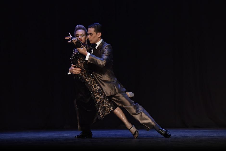 Ganadores del Mundial de tango - El Diario
